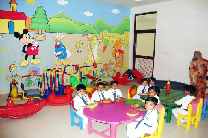 Ramanlal Shorawala International School-Activity