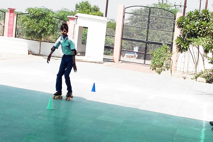 Ramanlal Shorawala International School-Skating