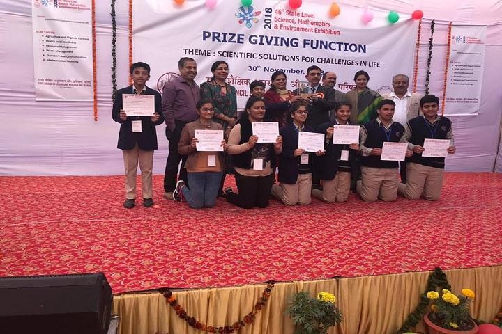 Bhavan Vidyalaya-Prize distibution