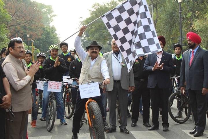 Bhavan Vidyalaya-Rally