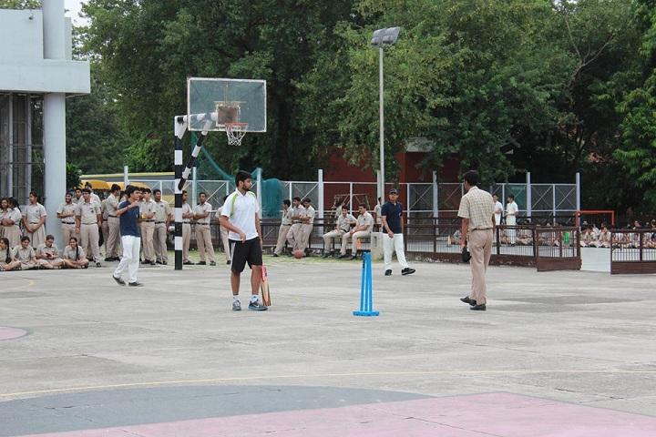 Bhavan Vidyalaya-Basket ball