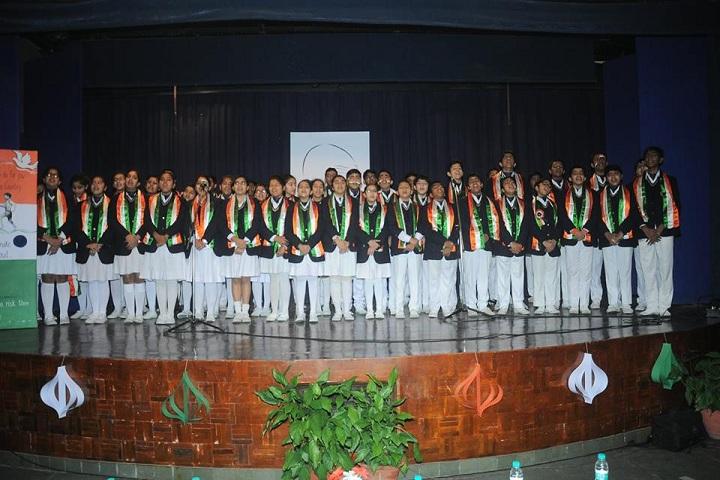 Bhavan Vidyalaya-Independence day