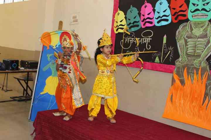 Rameshwaram International Academy-Festive Celebrations