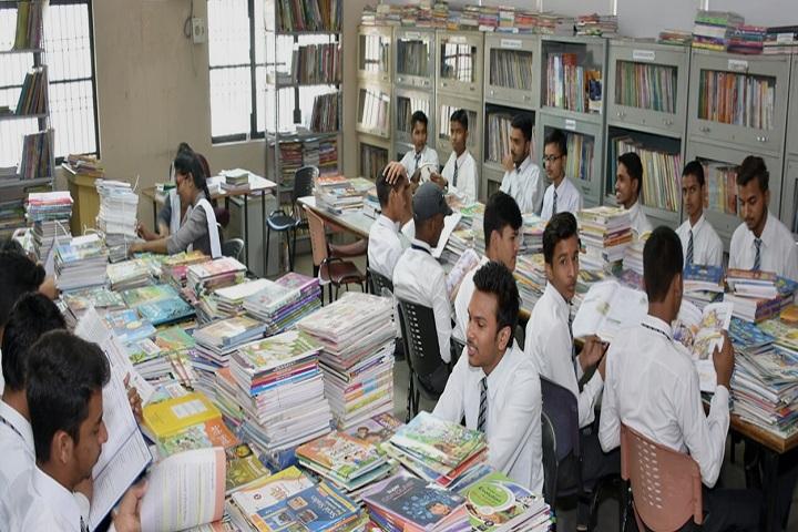 Rameshwaram International Academy-Library