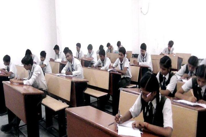 Ramkali Buddhilal Sahu Shikshan Sansthan-Classroom