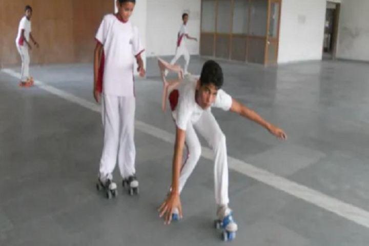 Ramkali Buddhilal Sahu Shikshan Sansthan-Skating Classes