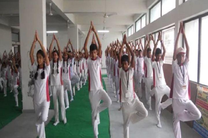 Ramkali Buddhilal Sahu Shikshan Sansthan-Yoga