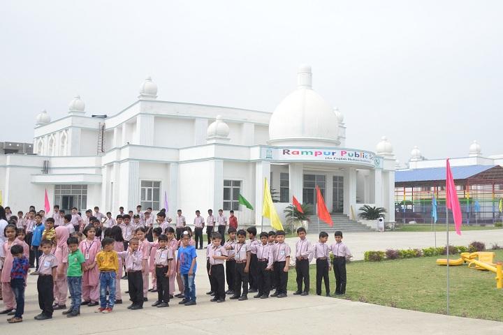Rampur Public School-Assembly