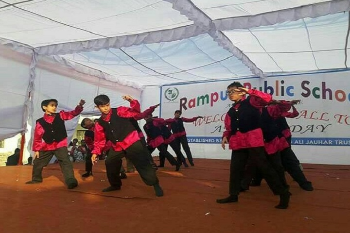 Rampur Public School-Dance