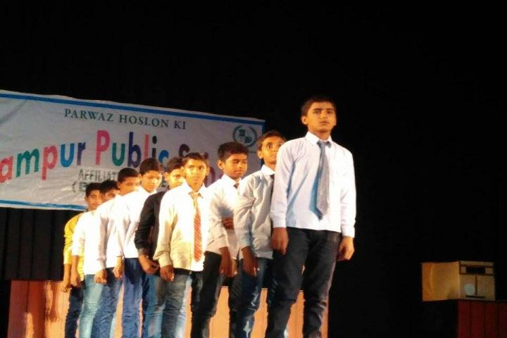 Rampur Public School-Event