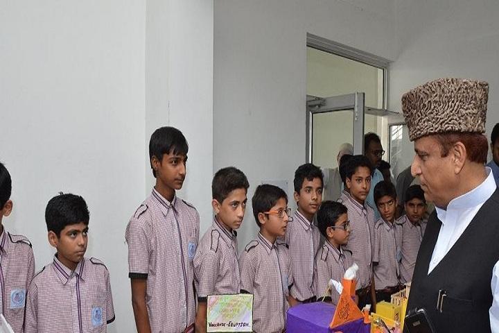 Rampur Public School-Exhibition