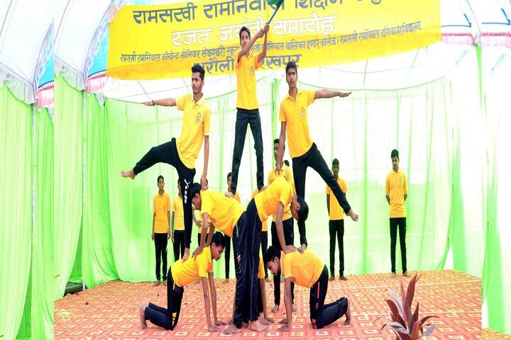 Ramsakhi Ram Niwas Convent School-Activity