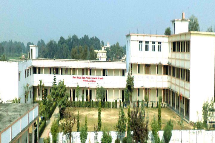 Ramsakhi Ram Niwas Convent School-Building