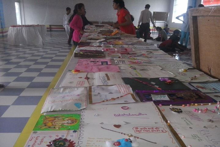 Ramshree Public School-Art And Craft