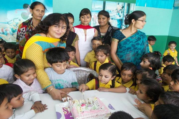 Ramshree Public School-Birthday Celabrations