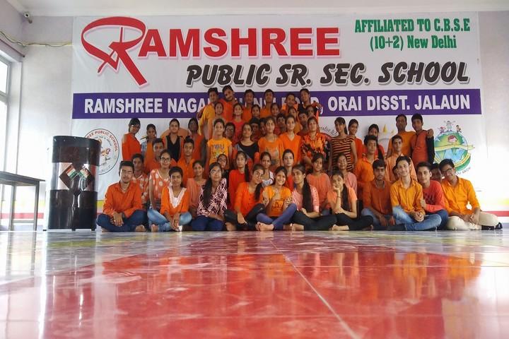 Ramshree Public School-Colour Day
