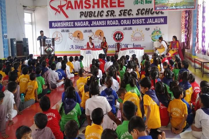 Ramshree Public School-Event
