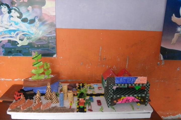 Ramshree Public School-Science Fair