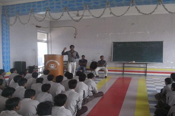 Ramshree Public School-Seminar
