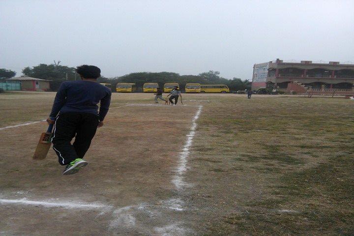 Ramshree Public School-Sports