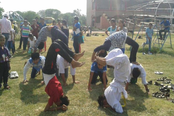 Ramshree Public School-Yoga