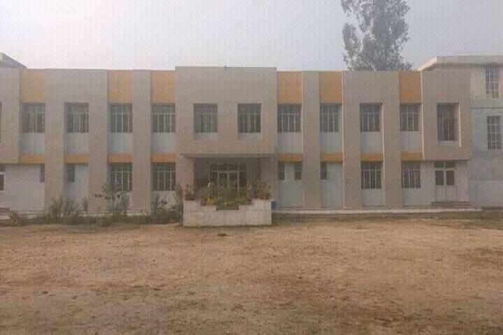 Ranbir International School-Building