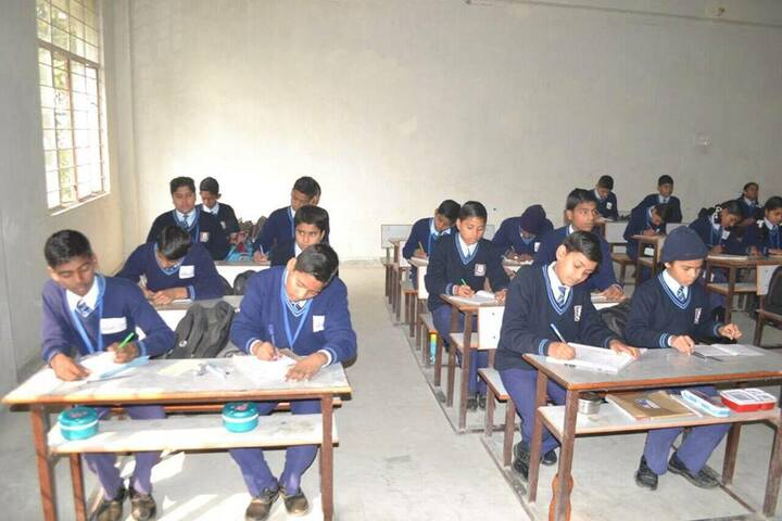 Ranbir International School-Classroom