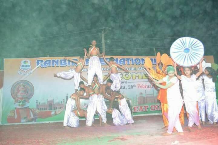 Ranbir International School-Event