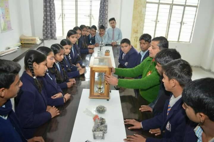 Ranbir International School-Lab