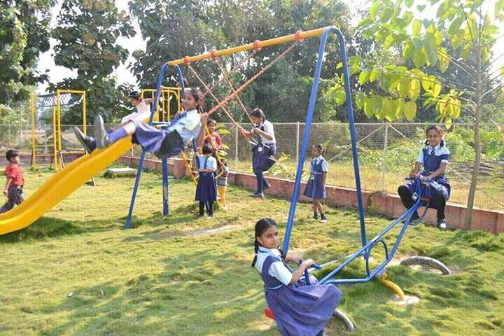 Ranbir International School-Play Ground
