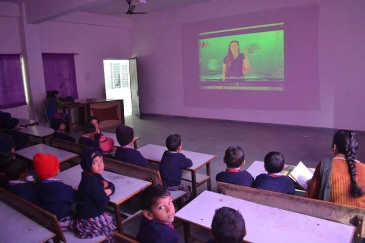 Ranbir International School-Smart Class