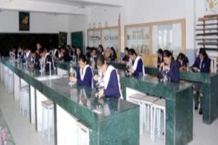 Rani Laxmi Bai Memorial Senior Secondary School-Biology Lab