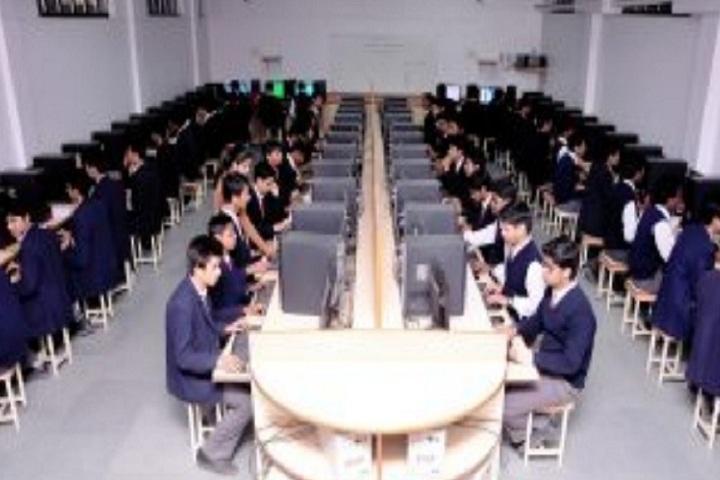 Rani Laxmi Bai Memorial Senior Secondary School-Computer Lab