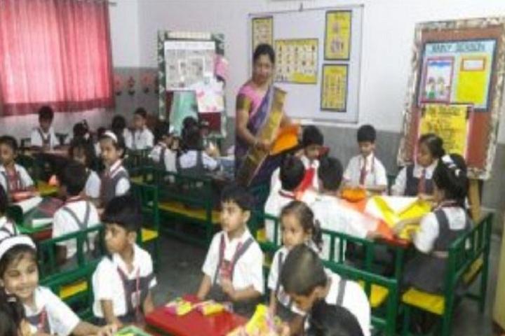 Rani Laxmi Bai Memorial Senior Secondary School-Art and Craft Room