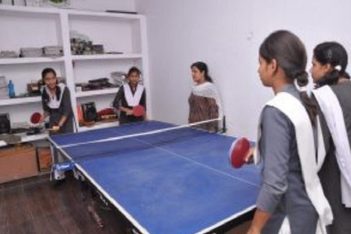 Rani Laxmi Bai Memorial Senior Secondary School-Indoor Games