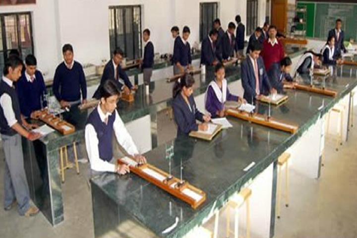 Rani Laxmi Bai Memorial Senior Secondary School-Physics Lab