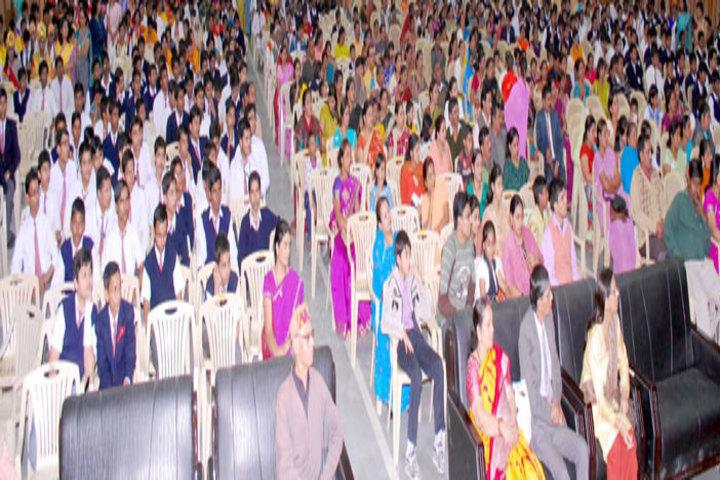 Rani Laxmi Bai Memorial School-Auditorium