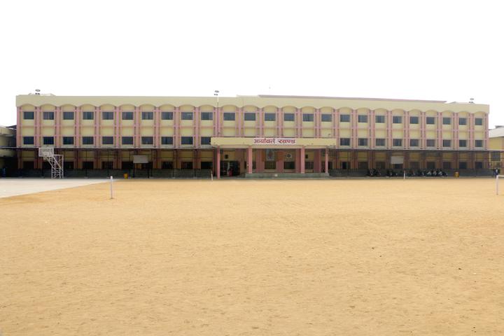 Rani Laxmi Bai Memorial School-Campus View