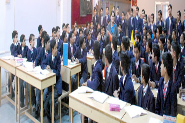 Rani Laxmi Bai Memorial School-Classroom