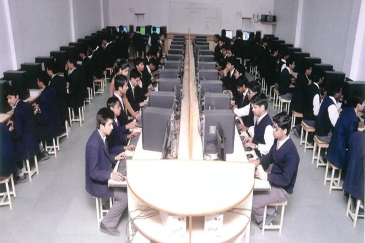 Rani Laxmi Bai Memorial School-Computer Lab