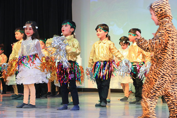 Rani Laxmi Bai Memorial School-Dance