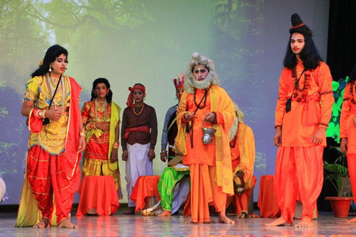 Rani Laxmi Bai Memorial School-Drama