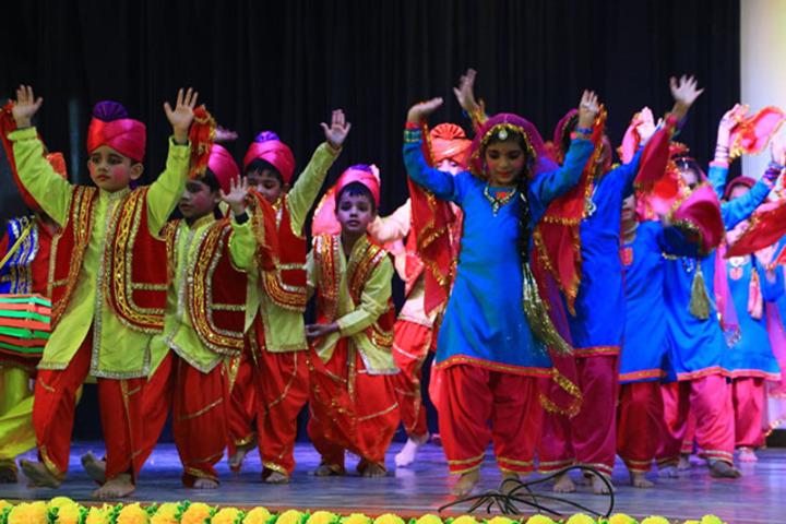 Rani Laxmi Bai Memorial School-Events
