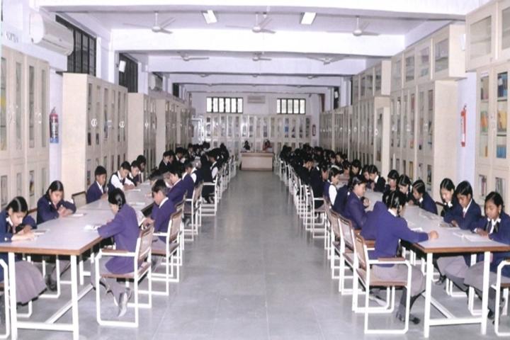 Rani Laxmi Bai Memorial School-Library