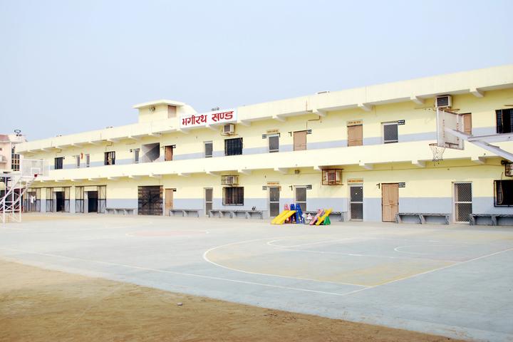 Rani Laxmi Bai Memorial School-Play Ground