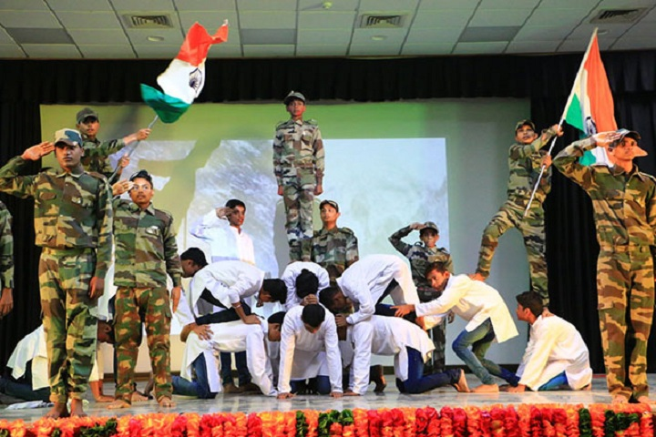 Rani Laxmi Bai Memorial School-Republic day Celebrations