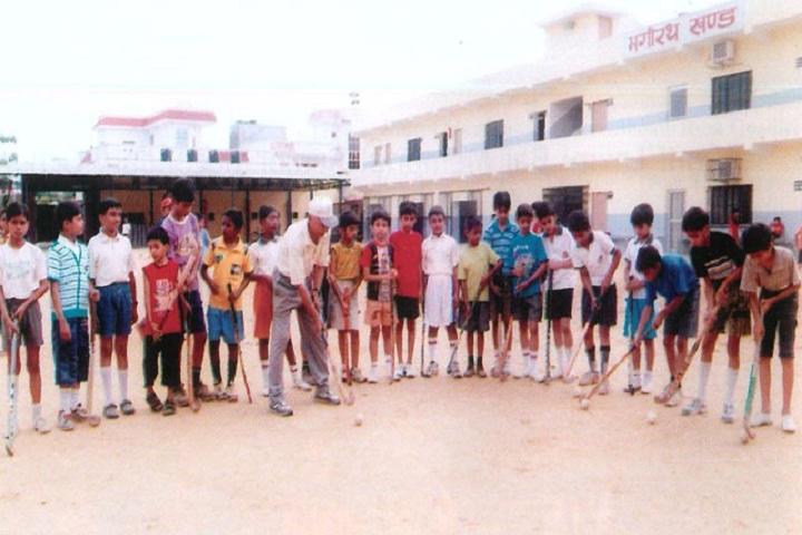 Rani Laxmi Bai Memorial School-Sports Team