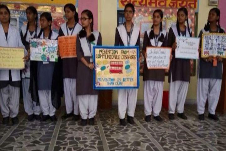 Rani Laxmi Bai Memorial Senior Secondary School-Awareness
