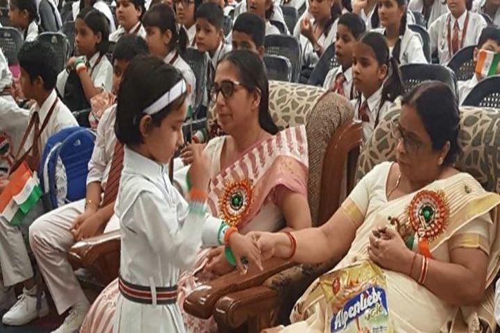 Rani Laxmi Bai Memorial Senior Secondary School-Guest