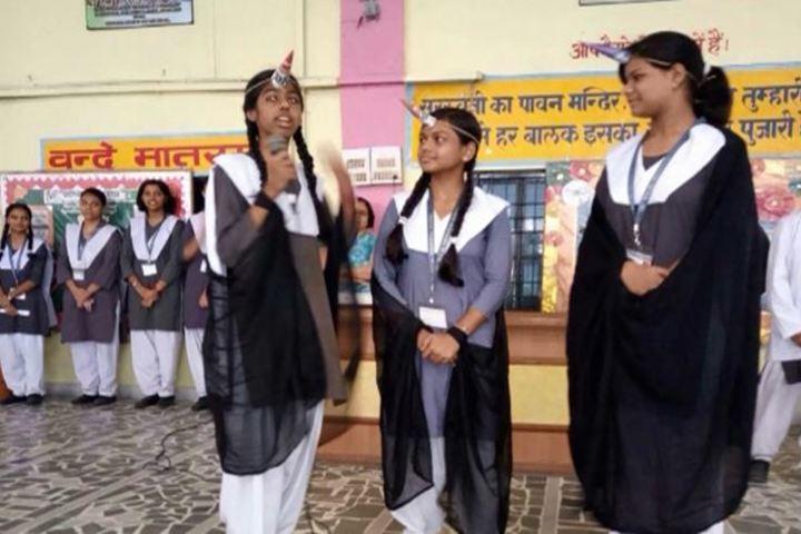 Rani Laxmi Bai Memorial Senior Secondary School-Student Speech